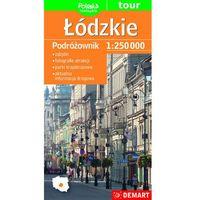 Przewodniki turystyczne, WOJEWÓDZTWO ŁÓDZKIE PODRÓŻOWNIK - Opracowanie zbiorowe (opr. miękka)