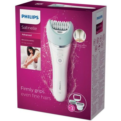 Depilatory, Philips BRE 620