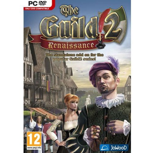 Gry na PC, The Guild 2 Renaissance (PC)