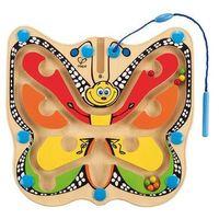 Pozostałe zabawki, Kolorowy motyl - labirynt