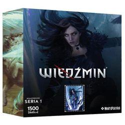 Puzzle CDP.PL Bohaterowie Wiedźmina - Yennefer (seria 1)
