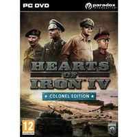 Gry PC, Hearts of Iron 4 Colonel Edition (PC)