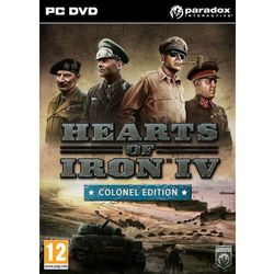 Hearts of Iron 4 Colonel Edition (PC)