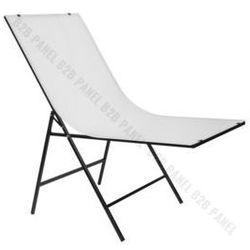 GlareOne Stół bezcieniowy 60x130 cm, szybki montaż