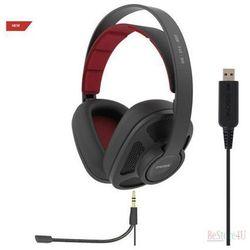 Koss Gaming headphones GMR-545-AIR USB Headband/On-Ear, 3.5mm (1/8 inch), Microphone, Black,