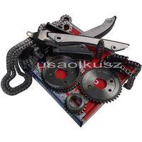 Kompletne rozrządy, Rozrząd kpl łańcuchy ślizgi koła zębate oraz napinacze Dodge Intrepid 2,7 V6 2000-2002