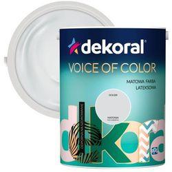 Farba Dekoral Voice of Color gołębi 5 l