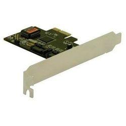 Kontroler Delock Karta PCI-E 2x SATA II + Raid 70137 Darmowy odbiór w 21 miastach!