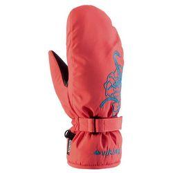 Rękawice zimowe Viking Mallow Mitten - jasny czerwony viking (-27%)