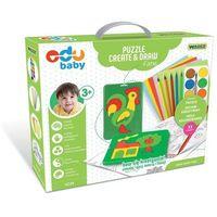 Puzzle, Puzzle Creat&Draw Farma