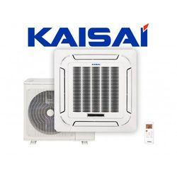 Klimatyzacja, klimatyzator kasetonowy, sufitowy KOMPAKT 3,5kW/4,4kW (KCA3U-12HRB32X, KOB30-12HFN32X)