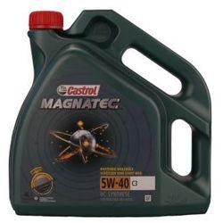 Castrol MAGNATEC 5W-40 C3 4 Litr Kanister