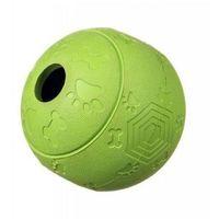 Piłki dla dzieci, Piłka kauczukowa na przysmaki L - green