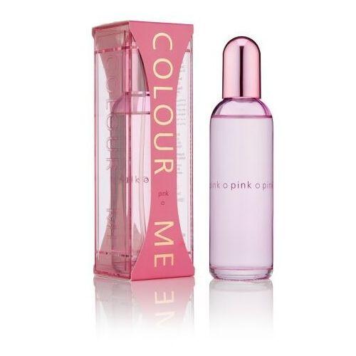 Wody perfumowane damskie, Milton-Lloyd Colour Me Pink Woman 100ml EdP