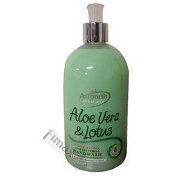 Astonish mydło antybakteryjne 500ml ALOE&LOTUS