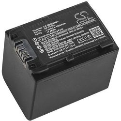 Sony FDR-AX33 / NP-FV50A 1600mAh 11.68Wh Li-Ion 7.3V (Cameron Sino)