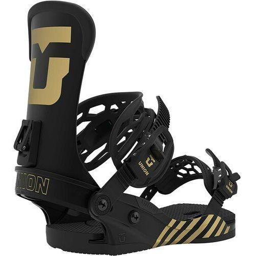 Wiązania snowboardowe, wiązania UNION - Team Gold Black Gold (BLACK GOLD) rozmiar: M