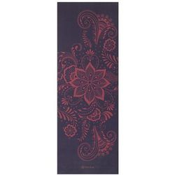 Mata do jogi SWIRL Aubergine Gaiam 173x61x0,6cm