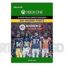 Madden NFL 17 - 500 Punktów [kod aktywacyjny]