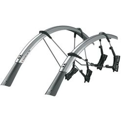 SKS Raceblade Pro Zestaw błotników rowerowych Set srebrny Zestawy błotników