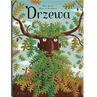 """Książki dla dzieci, Książka """"Drzewa"""" wydawnictwo Dwie Siostry 9788365341648 (opr. twarda)"""