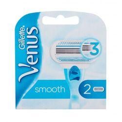 Gillette Venus Smooth wkład do maszynki 2 szt dla kobiet