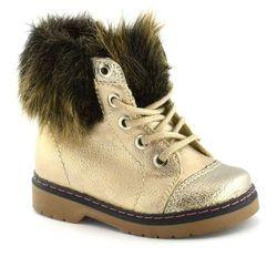 Buty zimowe dla dzieci Kornecki 06215