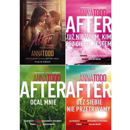Literatura kobieca, obyczajowa, romanse, After 2. Już nie wiem, kim bez ciebie jestem - Dostawa zamówienia do jednej ze 170 księgarni Matras za DARMO (opr. miękka)