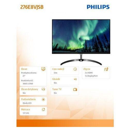 Monitory LCD, LCD Philips 276E8VJSB