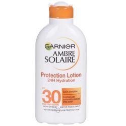Garnier Opalanie Lotion SPF 30 (wysoka mleka ochrony) Ambre Solaire 200 ml