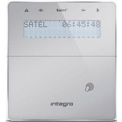 Manipulator LCD Bezprzewodowy z czytnikiem kart zbliżeniowych Satel INT-KWRL2-SSW