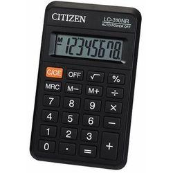 Kalkulator kieszonkowy CITIZEN LC-210NR 8-cyfrowy
