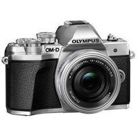 Obiektywy do aparatów, Olympus OM-D E-M10 Mark III 14-42mm 1:3.5-5.6 EZ PANCAKE CashBack 350zł + Rejestrator LS-P4 za 50% ceny