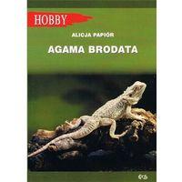 Hobby i poradniki, Agama brodata (wyd. 2020) - papiór alicja (opr. broszurowa)