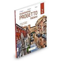 Książki do nauki języka, Nuovissimo progetto italiano 2 ćwiczenia + 2 cd - ruggieri l., magnelli s., marin t. (opr. miękka)