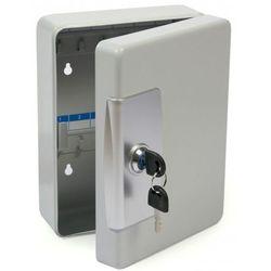 Metalowa szafka na 22 klucze szara - Autoryzowana dystrybucja - Szybka dostawa