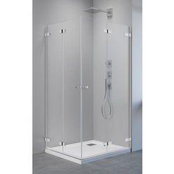 Radaway Arta KDD B drzwi prysznicowe 90 cm lewe do kabiny narożnej dwudrzwiowej 386161-03-01L