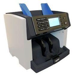 Jednokieszeniowa liczarka wartościowa BellCount V 610 z kontrolą autentyczności UV, IR, MG, 3D,