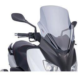 Szyba PUIG V-Tech Touring do Yamaha X-Max 125/250 10-13 (lekko przyciemniana)