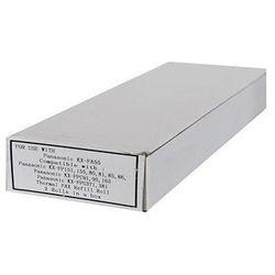 Zgodna Folia do Panasonic FAX KX FP80 / KX FPC91 / KX FPC152 / KX FPC168 / KX FPG175 / KX FPG372 | Black | 50m. FP55A 2 ROLL OM