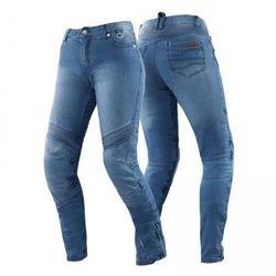 Shima jess blue jeansy motocyklowe damskie