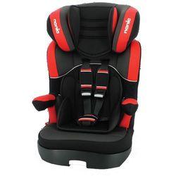 Nania fotelik samochodowy MYLA Premium, Red - BEZPŁATNY ODBIÓR: WROCŁAW!