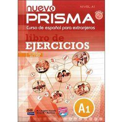 Nuevo Prisma nivel A1 Ćwiczenia (opr. miękka)