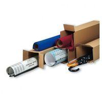 Przybory do pakowania, Tuba wysyłkowa kwadratowa, 5-warstwa, 1200x160x160 mm, 30 szt