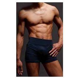 Wyszczuplające, korygujące brzuch i pośladki szorty męskie z nanoSREBREM - BeautySAN