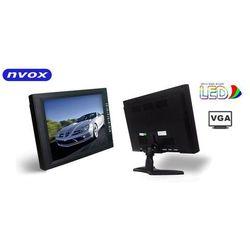 NVOX PC 1048V VGA Monitor LCD 10