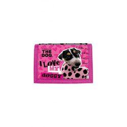 Portfel dla dziewczynki The Dog 3Y35AV Oferta ważna tylko do 2022-12-12