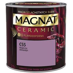 Farba Ceramiczna Magnat Ceramic C55 Magiczny Almandyn 2.5l
