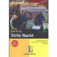 Książki do nauki języka, Stille Nacht stufe 3. Leichte Lektuere fur deutsch als fremdsprache - książka