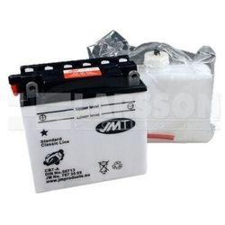 Akumulator High Power JMT YB7-A (CB7-A) 1100096 Suzuki GS 125, Piaggio/Vespa PK 80